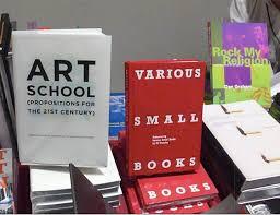 books at the new york art book fair