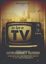 Our Town on TV | Austin History Center