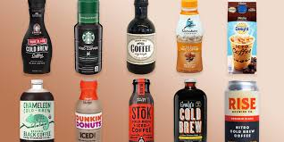 Flavored ice coffees made with arabica coffee beans. We Tried 10 Grocery Store Iced Coffees And Here Is The Best One Myrecipes