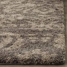 brown and beige area rugs safavieh florida smoke beige damask area rug 8 10 on free today com 5665229
