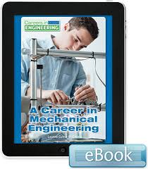 Mechanical Engineering Textbooks A Career In Mechanical Engineering Ebook