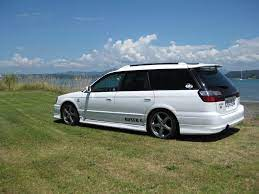 Want This Is A Very Unknown Car Out There It Is A Subaru Legacy Gt30 It Gets The H6 Engine We Got In The Outbacks B Subaru Legacy Wagon Subaru Legacy