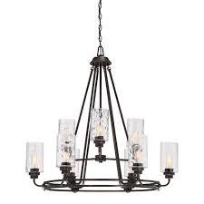 designers fountain gramercy park 9 light old english bronze interior incandescent chandelier
