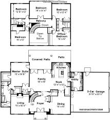 floor plan 6 bedroom house plans two