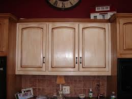 top distressed white kitchen cabinets