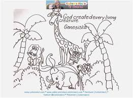 Days Of Creation Coloring Pages Unique The Ideal Picture 7 Days