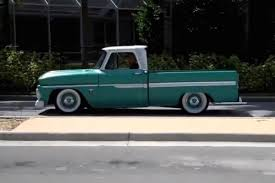 Pickup chevy c10 pickup truck : Video: The Green Tiki 1964 Chevrolet C10 Pickup - Chevy Hardcore