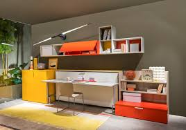 home office murphy bed. Inspiring Wall Beds \u0026 Murphy Plus Desk For Home Office Using Clei Furniture Bed