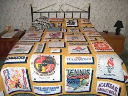 149 best Quilts...T-Shirts Ideas images on Pinterest   Stitching ... & Beautifully Done T-Shirt Quilt Adamdwight.com