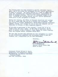 appointment letter from general william westmoreland vietnam ier a letter of appointment from the chief of staff of the united states army william westmoreland offering an appointment to col wil esplin and an interview