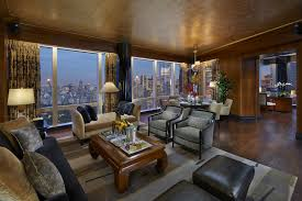 New York Living Room New York Hotel Photo Gallery Mandarin Oriental New York