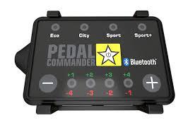 pedal commander jeep wrangler bluetooth throttle response controller pedal commander bluetooth throttle response controller 07 18 jeep wrangler jk