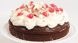 black forest cake recipe laura vitale laura in the kitchen episode 841 you