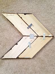 these arrows will compliment any style of decor and can be painted stained to