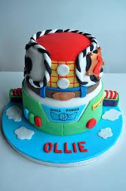 Toy Story Themed Birthday Cake Kildare Treats