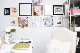 home office items. A Glam And Gold Home Office Featuring Supplies Decor From Target. The Gallery Items F