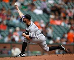 The SF Giants Give The New Reliever ...