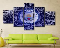 man city wall art