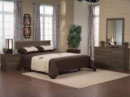 Loft Bedroom Furniture Loft 4 Piece Queen Bedroom Package Grey Brown The Brick
