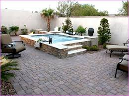 patio designs with fire pit and hot tub. Stone Patio Designs With Fire Pit | Home Design Ideas Hot Tub And