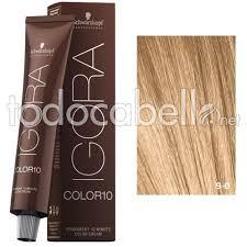 Schwarzkopf Tint Igora Color10 9 0 Very Light Blonde 60ml