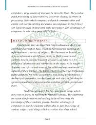 the importance of technology essay the importance of technology  the importance of technology essay
