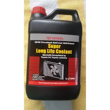 Super Long Life Coolant for Toyota | Shopee Philippines