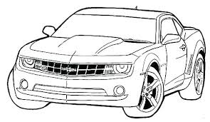 Printable Car Pictures To Color Free Cars Coloring Pages To Print