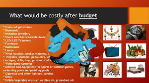 Diamond Recreation Powerpoint Templates Ppt Indian Budget Mkles