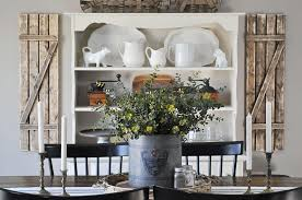 dining room table decorating ideas. A Floral Centerpiece With An Old Farmhouse Backdrop Dining Room Table Decorating Ideas