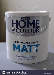Homebase Bathroom Paint Paint Can Stock Photos Paint Can Stock Images Alamy