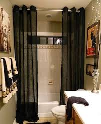 Bathroom Decorating Ideas With Shower Curtains | Kitchendesigningideas.net