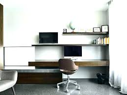 Contemporary desks for home office Wood Office Floating Shelves Shelf Desk With Contemporary Desks Home Modern And White Brown Design Ikea Of Iscalabamaorg Office Floating Shelves Shelf Desk With Contemporary Desks Home