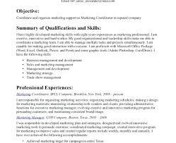 Marketing Job Resume Resume Marketing Job Resume 17