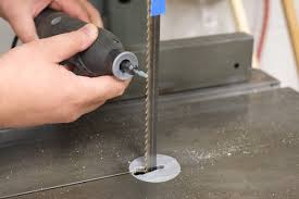 best bandsaw blades. using a dremel to touch up the back of tooth best bandsaw blades b