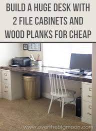 diy home office desk awesome 328 best fices images on of diy home office desk