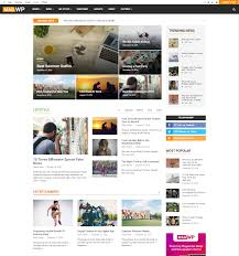Wordpress Template Newspaper Newspaper Wp Themes Clipart Images Gallery For Free Download