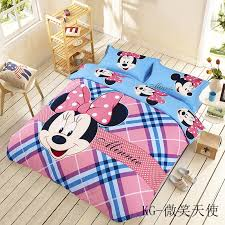 incredible disney minnie mouse bedding sets twin queen king size ebs disney bedding sets decor