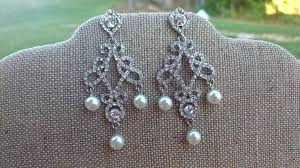 full size of bridal chandelier earrings with pearls pearl earring bridesmaid page 6 ear lighting fixtures