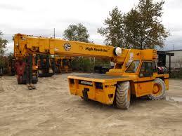 Cranes Ic 200 High Reach Inc Forklifts Broderson