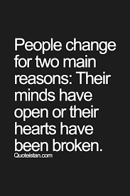 Change Quote Impressive People Change For Two Main Reasons Their Minds Have Open Or Their