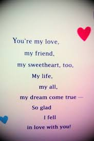 Your My Dream Come True Quotes
