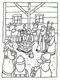 Kerstmis Kerst Kleurplaten Gratis Te Printen En Kleuren
