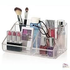 makeup cosmetic storage box palette organizer clear plastic case holder display usacrylicllc