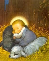Resultado de imagen de jesucristo recien nacido