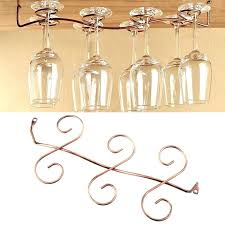 wine glass hanging rack wine glass hanging rack bed bath and beyond home furniture wine glass