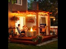 Outdoor patio decorating ideas YouTube
