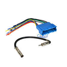 buick roadmaster radio parts accessories radio stereo wiring harness w antenna for 1997 2005 buick cadillac oldsmobile fits