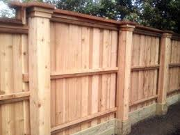fence construction. robitzsch fence is a leader in the custom engineering and installation of cedar fencing most durable material wood an especially construction c
