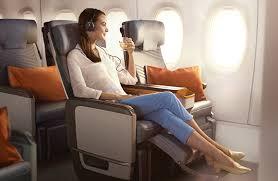 Fly Singapore Airlines Premium Economy Class